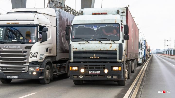 Грузовики вернут! В Самарской области капитально отремонтируют сразу несколько мостов