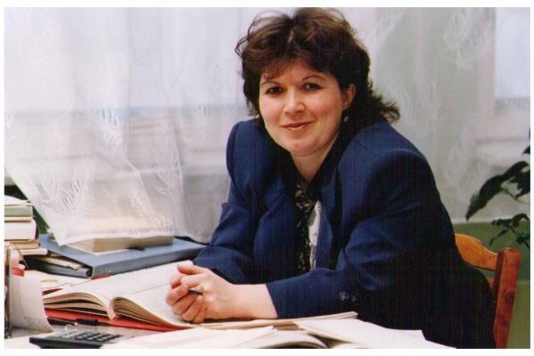 Елена Робертовна Молчанова