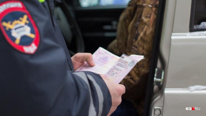 В областной ГИБДД рассказали новые правила предъявления полисов ОСАГО
