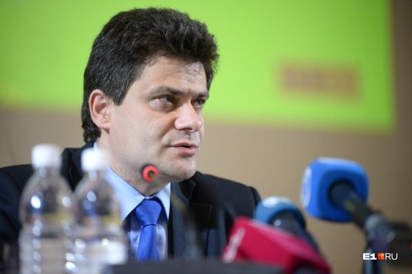 Высокинский сказал, что важно сохранить имидж Екатеринбурга