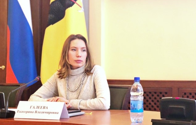 Екатерина Галеева может покинуть пост главы департамента транспорта Ярославской области