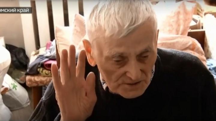 Пермский омбудсмен Павел Миков подключился к решению проблем ветерана, избитого коллекторами