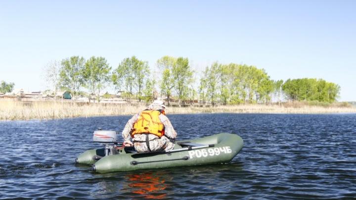 За сентябрь на зауральских водоемах утонули два рыбака