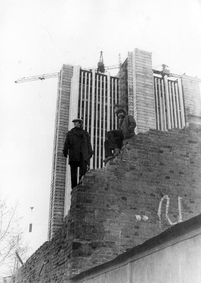 Неизвестный Свердловск: что было на набережной у Театра драмы до появления сквера