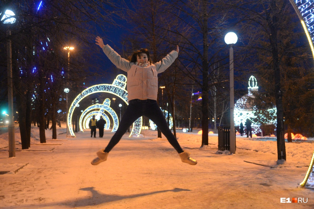 Год Свиньи в режиме онлайн: как екатеринбуржцы встретили 2019-й