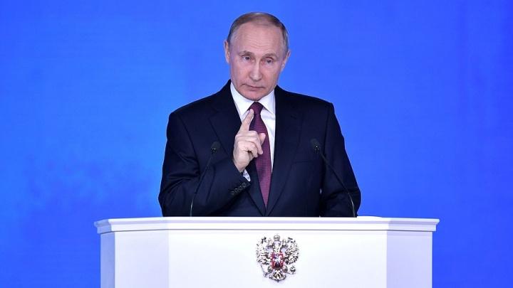 Ответ будет мгновенным: Путин рассказал о новом ракетном комплексе