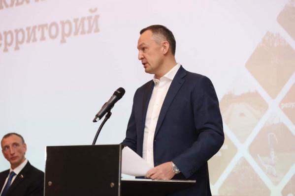 Алексей Бурнашов ранее был депутатом краевого Заксобрания