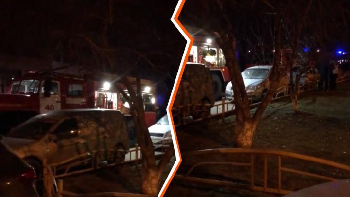 Из горящей квартиры на Щербакова спасли мужчину. Он надышался дымом