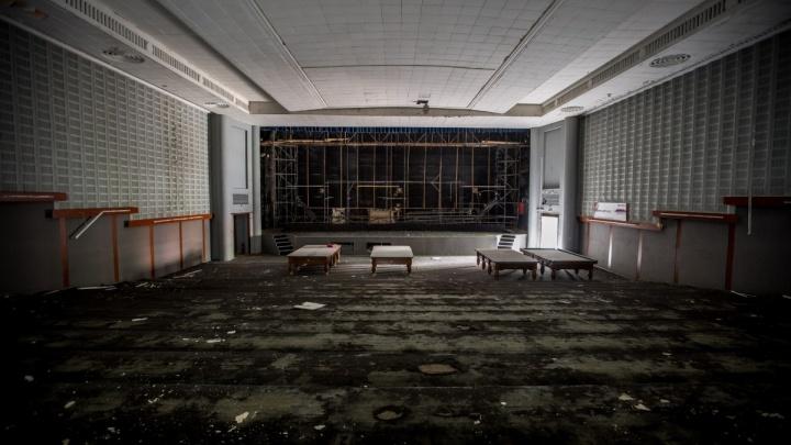Мэрия отправит инженеров изучать руины кинотеатра «Космос»