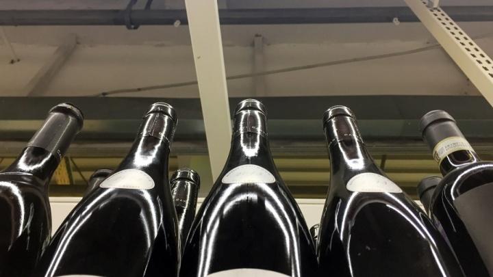 В Белозерском районе изъяли 1568 бутылок алкоголя