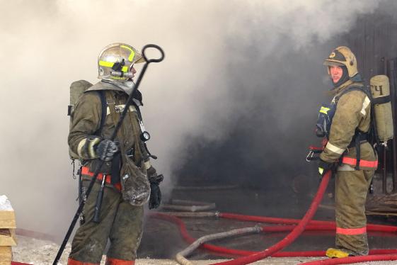 Уфимец погиб в пожаре на буровой установке в ЯНАО