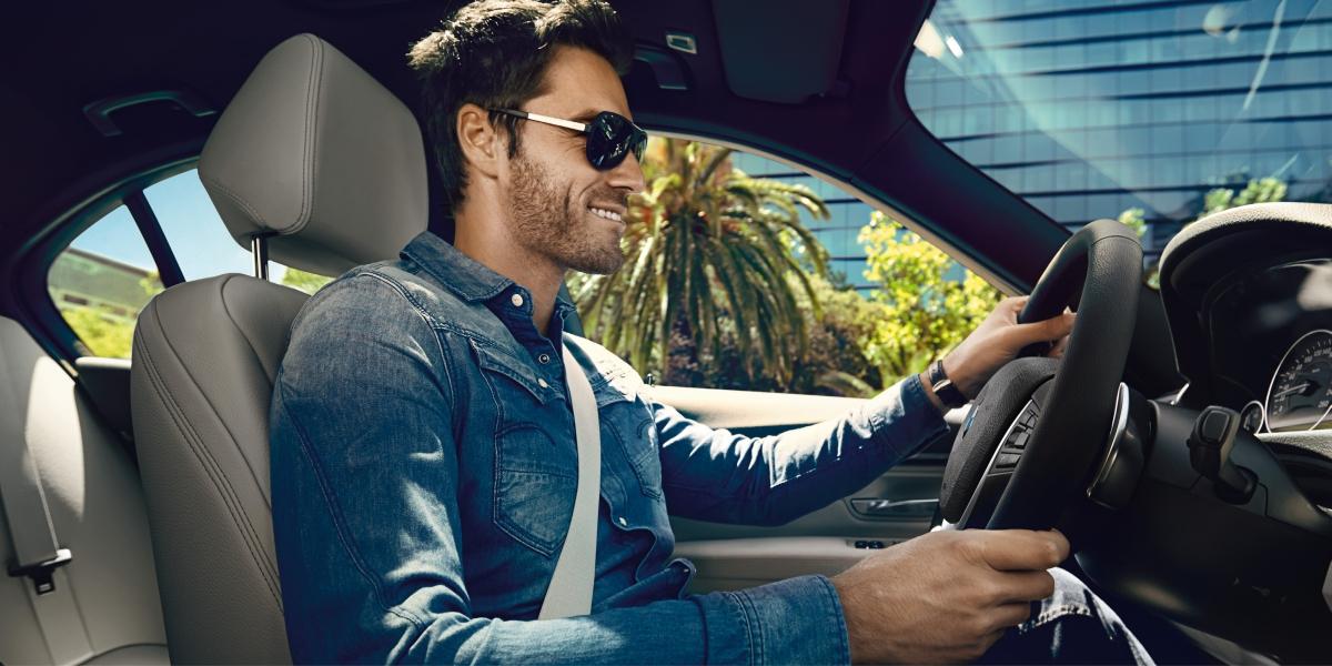 Положительные эмоции и удовольствие за рулём BMW гарантированы