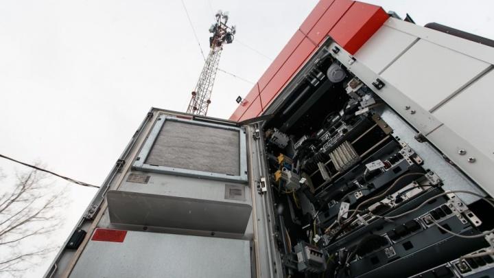 Tele2 строит LTE-сети быстрее всех в отрасли