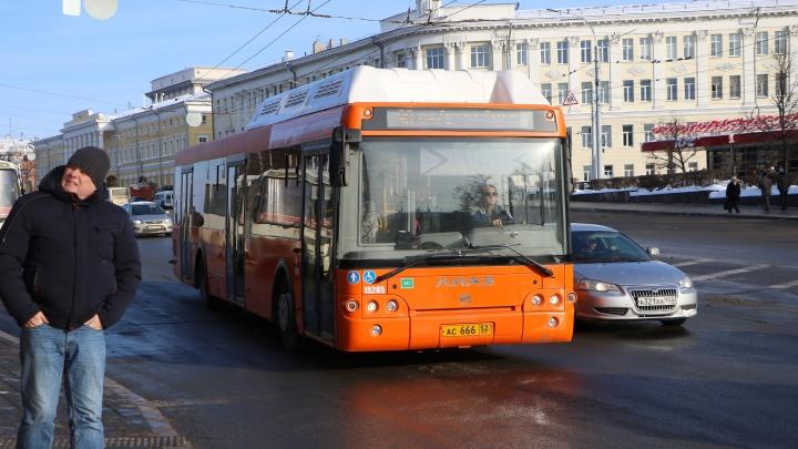Что отменили, а что продлили: смотрим новые схемы движения автобусов и маршруток в Нижнем Новгороде