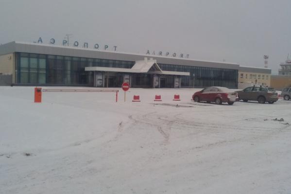 Инцидент в магнитогорском аэропорту произошёл вечером 5 марта