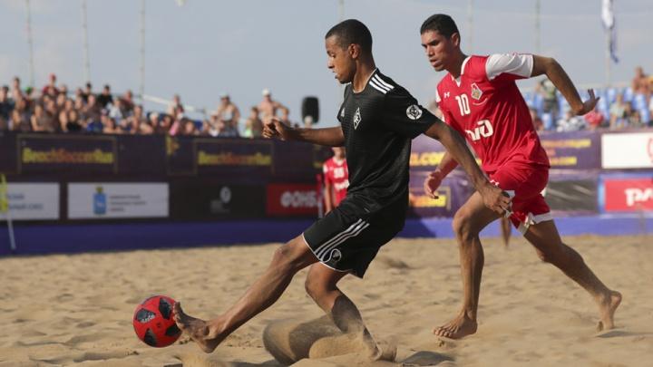 Пляжные «Крылья Советов» вышли в суперфинал лиги