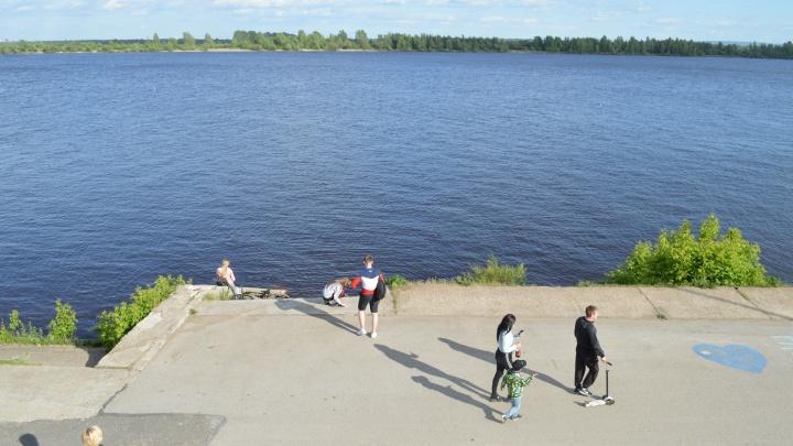 Укрепить берег и благоустроить. В Закамске в 2020 году начнут проектировать реконструкцию набережной