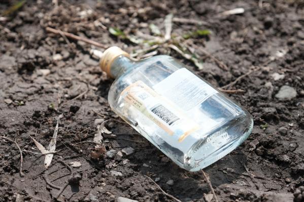 В Прикамье продают около 78 литров спиртного в год