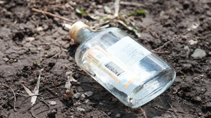 Пермский край оказался в тройке лидеров по количеству смертей от алкоголя
