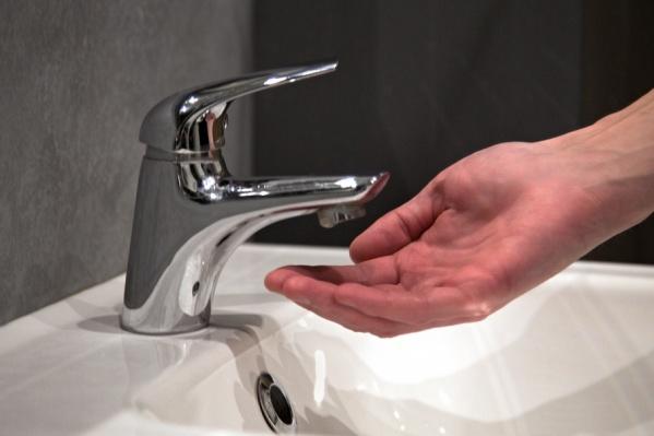 Без воды останутся жители пятидесяти домов