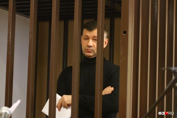 Дмитрий Сазонов считает, что против него сфабриковали дело