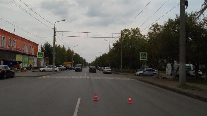 ГИБДД Кургана ищет очевидцев смертельного ДТП, случившегося в минувшие выходные на улице Гагарина