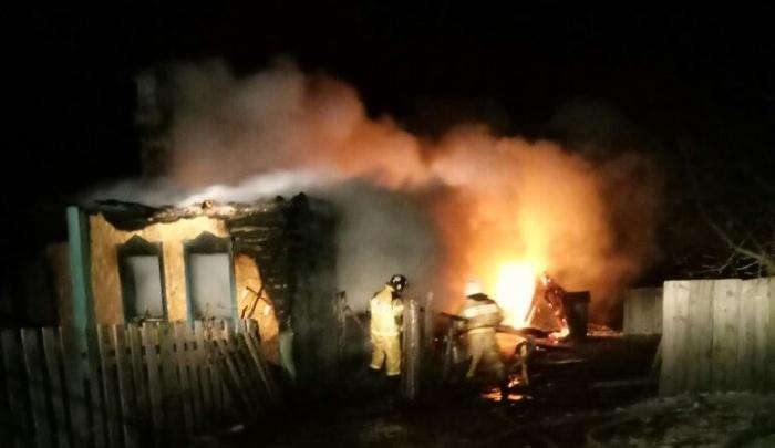 «Пострадавший оказался поджигателем»: подробности страшного пожара в частном доме