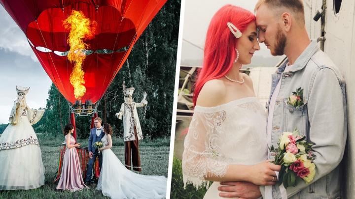 Какие голубки: 4 завораживающие свадьбы, которые заставят вас задуматься о вечном и пустить слезу