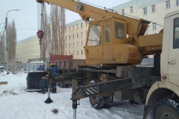 Восстановительные работы планируют завершить к 23 часам 21 декабря