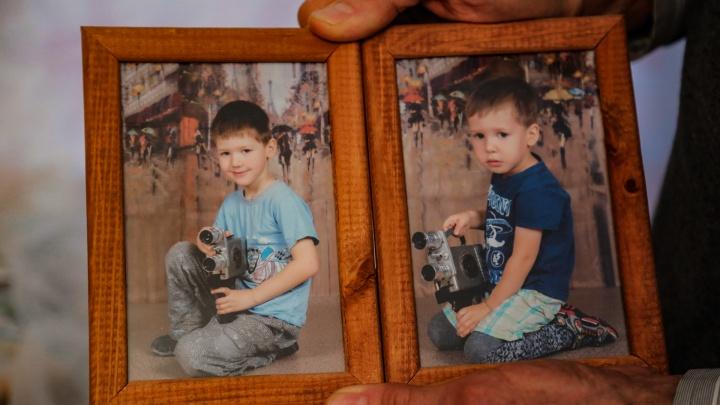 Следователи назвали три версии пропажи уфимца Артема Мазова и двух его сыновей