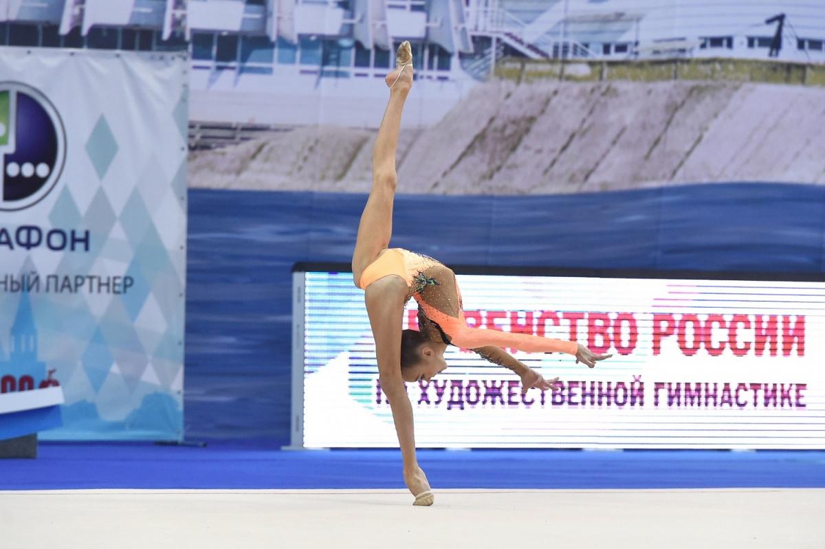 Уникальная возможность стать учеником Ирины Дзюба появилась у юных гимнастов