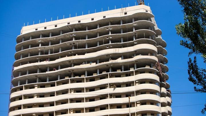 Еще больше высоток: в Ростове ввели 605 тысяч квадратных метров жилья за полгода