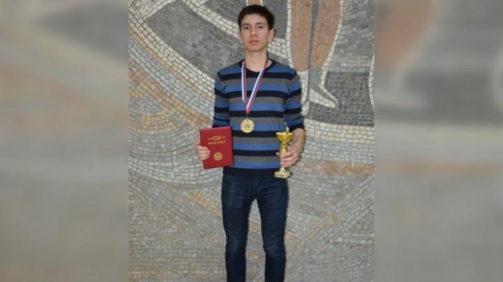 «Самое сложное — теория»: школьник из Челябинска победил на всероссийской олимпиаде по физкультуре