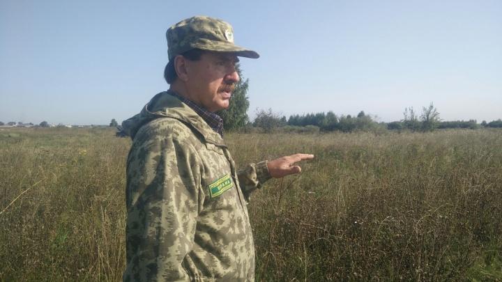 «Меня грозились пристрелить». Как ярославский егерь в одиночку воюет с браконьерами