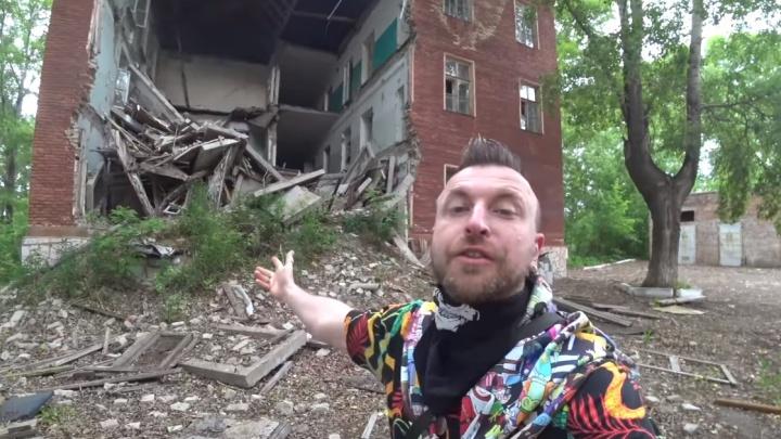 «Уфа — это своеобразная Африка»: московский блогер прогулялся по уфимским дворам