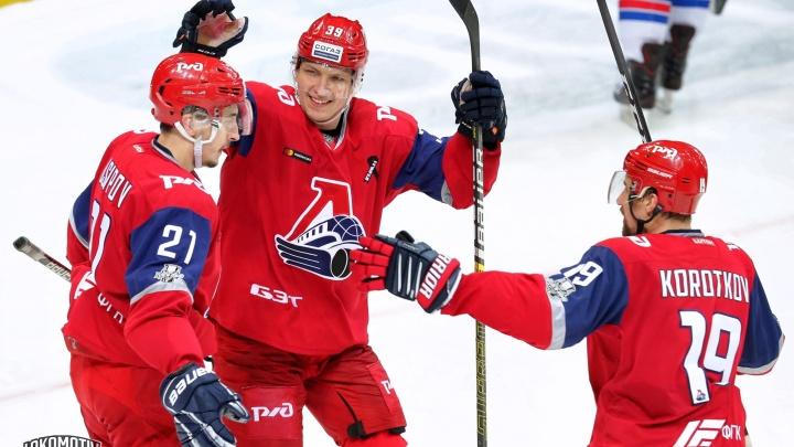 Отразили финальный штурм: «Локомотив» обыграл СКА и сократил разрыв в серии