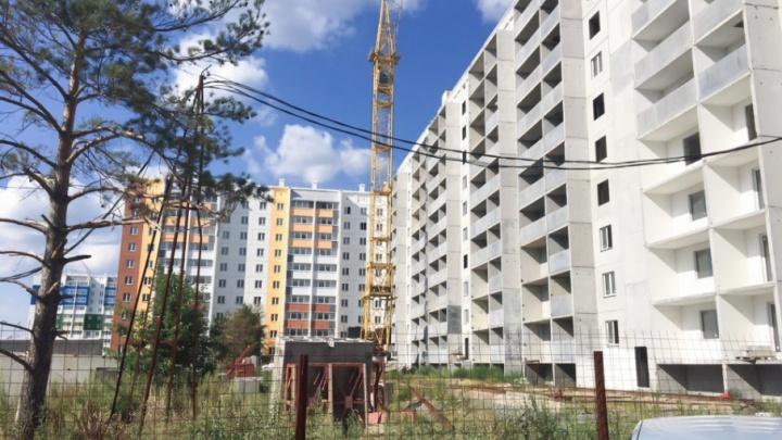 К достройке домов в Чурилово Lake City хотят привлечь двух инвесторов