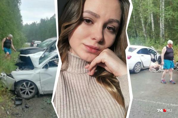 После ДТП в больницу попали трое молодых людей: 19-летняя Анастасия, второй пассажир «Лады» Влад и водитель легковой машины Никита