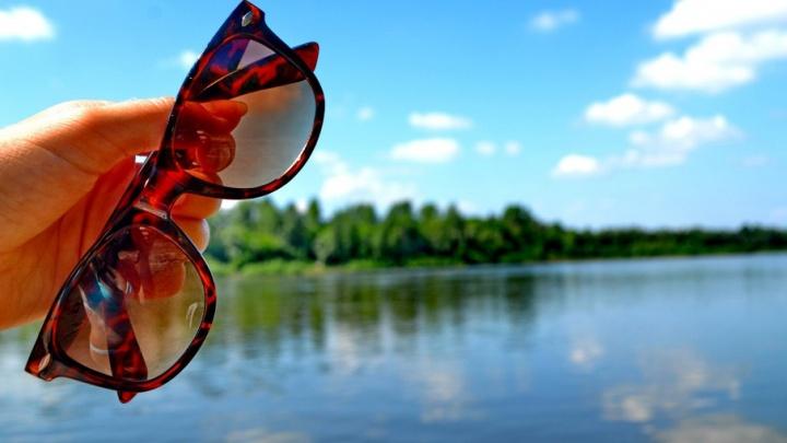 В Уфу вернется летняя погода