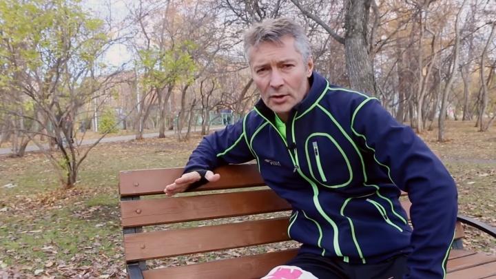 Решил похвастаться: Евгений Ройзман собрался пробежать одну из самых сложных гонок в мире — Ironman