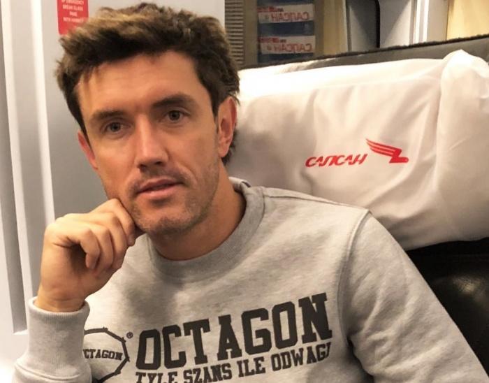 34-летний футболист играет за питерский клуб «Зенит»