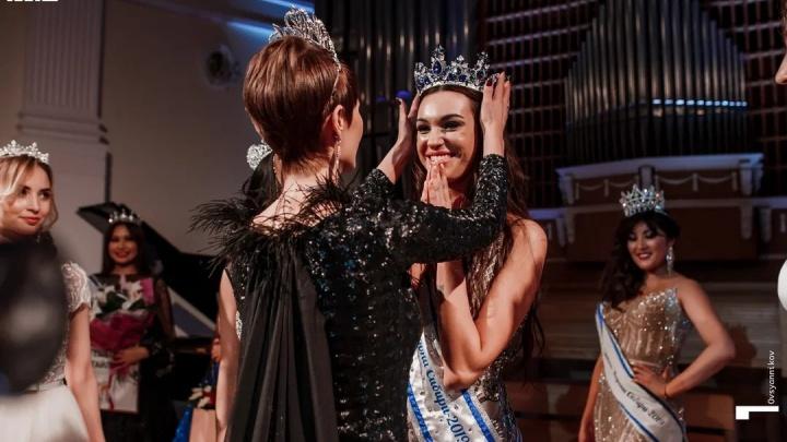 Бывшая сотрудница администрации стала«Леди Хрустальная Корона Сибири-2019»