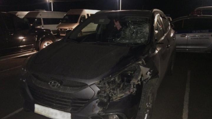 В Волгограде задержали водителя кроссовера, скрывшегося с места смертельной аварии