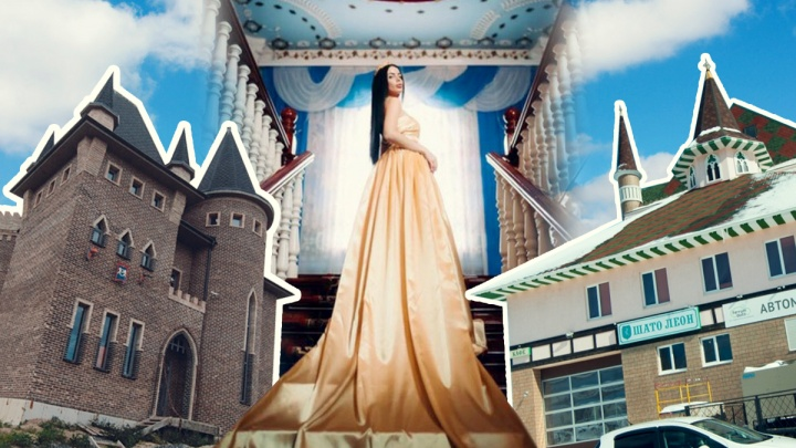 Когда архитектору снесло крышу: пять фантастических замков России