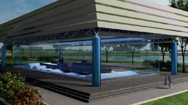 «Откроем к 9 мая 2020 года»: в Волгограде музей «Наследие» презентовал проект памятника БК-31