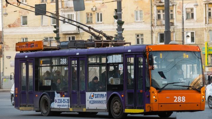 В Перми изменится движение общественного транспорта на улице Монастырской
