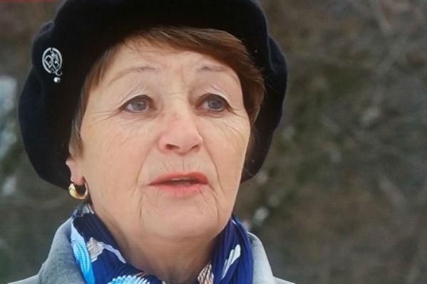 У Елены Новожиловой 40 лет стажа работы в детском саду