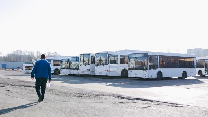 Спать, есть, стоять у дверей: что можно делать пассажирам автобуса, а что — нет