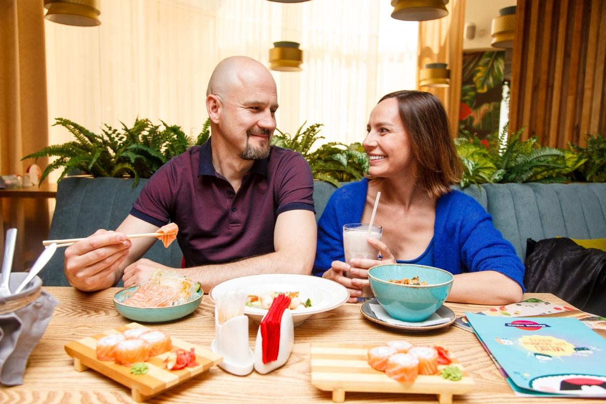 Каникулы в городе: в семейном ресторане устроили развлечения для школьников и родителей