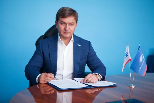 Олег Овсяницкий,генеральный директор САО «ВСК»